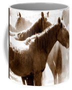Wild Horses - Australian Brumbies 3 Coffee Mug