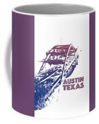 Austin 360 Bridge, Texas Coffee Mug