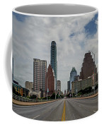 Austin From Congress Street Bridge Coffee Mug