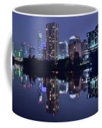 Austin In Lady Bird Lake Coffee Mug