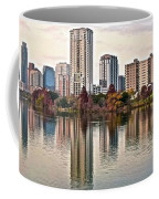 Austin Wide Shot Coffee Mug