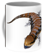 Australia Blue-tongued Skink Coffee Mug