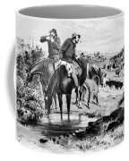 Australia: Cowboys, 1864 Coffee Mug