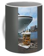 Australia - Cruise Ship Tied Up Coffee Mug