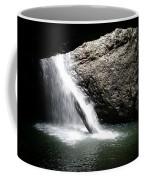 Australia - Welcome To Natural Arch Waterfall Coffee Mug