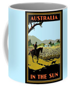 Australia, Shepherd Coffee Mug