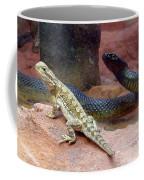 Australia - The Taipan Snake Coffee Mug