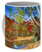 Australian Billabong Coffee Mug