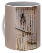Austrian Barn Door Coffee Mug