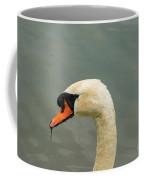 Austrian White Swan Coffee Mug