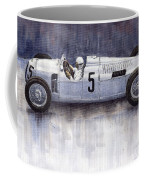 Auto Union 1936 Type C Coffee Mug