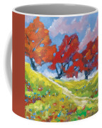 Automn Trees Coffee Mug