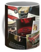 Automotive Ad's Collage 2 Coffee Mug