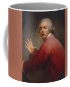 Autoportrait En Homme Surpris Et Terroris 1791 Coffee Mug