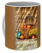 Autumn - Pumpkin - A Still Life With Pumpkins Coffee Mug