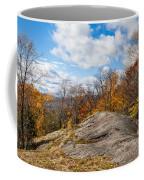 Autumn Above Eagle Bay Ny Coffee Mug