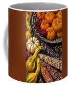 Autumn Abundance Coffee Mug by Garry Gay