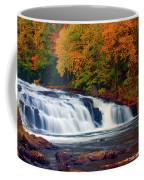 Autumn At Buttermilk Falls Coffee Mug