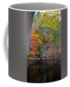 Autumn At Echo Bridge Coffee Mug