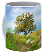Autumn At Gettysburg Coffee Mug