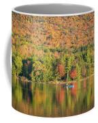 Autumn At North Lake Coffee Mug