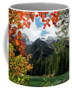 Autumn At String Lake Coffee Mug