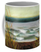 Autumn At The Lake Coffee Mug