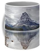 Autumn At Two Medicine Lake Coffee Mug