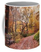 Autumn Azalea Garden Coffee Mug