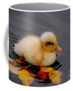 Autumn Baby Coffee Mug by Jacky Gerritsen