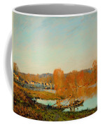 Autumn Banks Of The Seine Near Bougival Coffee Mug