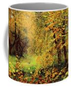 Autumn Bliss Of Color Coffee Mug