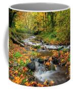 Autumn Bridge Coffee Mug