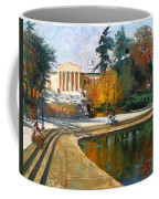 Autumn By Delaware Lake Coffee Mug
