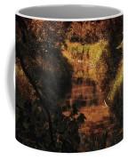 Autumn By The Argyle Creek Coffee Mug