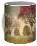 Autumn By The Lake  Coffee Mug