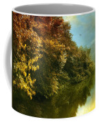 Autumn Canvas Coffee Mug