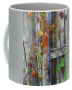 Autumn Collage Coffee Mug