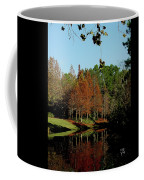 Autumn Color Reflected Coffee Mug
