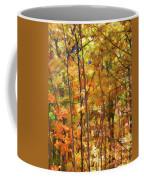 Autumn Colored Coffee Mug