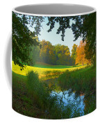 Autumn Colors In A Park Coffee Mug