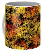 Autumn Colors Coffee Mug by Yali Shi