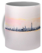 Autumn Comes To Manhattan Coffee Mug