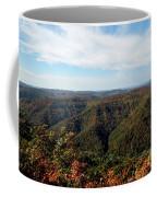 Autumn Comes To The Mountains 3 Coffee Mug