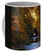 Autumn Country Bridge Coffee Mug