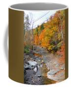 Autumn Creek 3 Coffee Mug