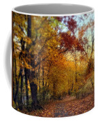 Autumn Crescendo Coffee Mug