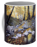 Autumn Deer Coffee Mug