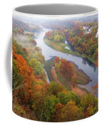 Autumn Down Below Coffee Mug