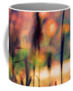 Autumn Dreams Abstract Coffee Mug